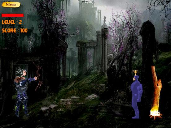 A Super Archer Elf Warrior Pro - Revenge Is The Price screenshot 8