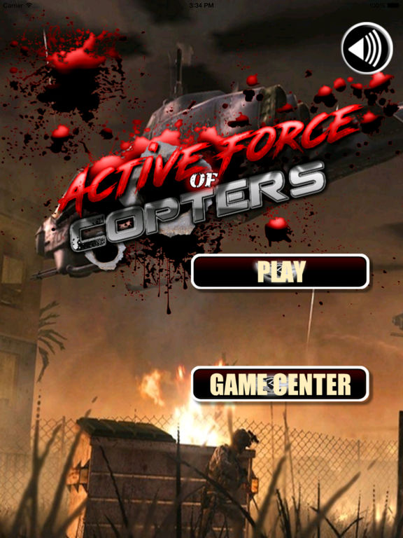 Active Force Of Copters - Carrier Combat Flight Simulator Game screenshot 6