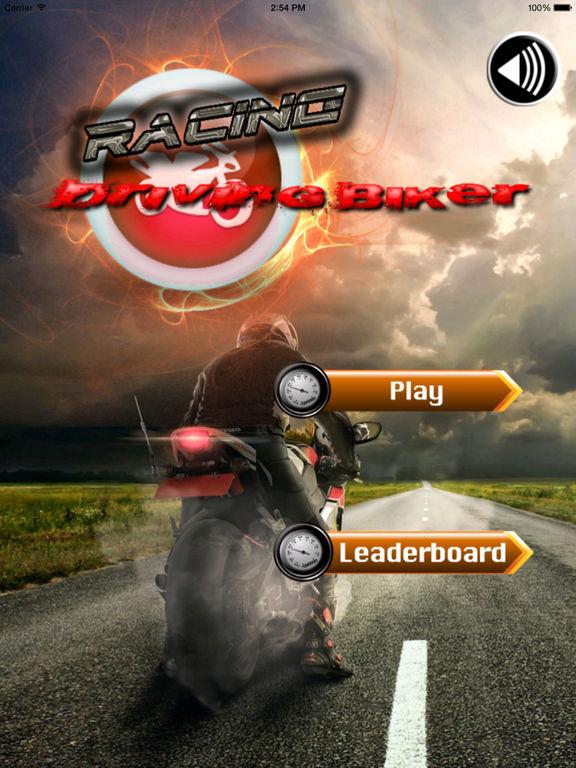 A Racing Driving Biker - Extreme Motorcycle screenshot 6