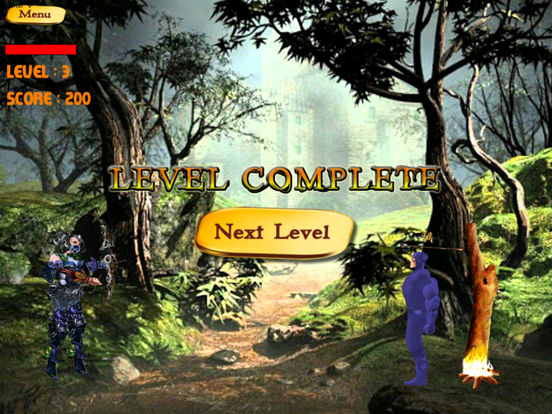 A Girl In Elf Archers Tournament Pro - Best Bow and Arrow Skill Shooting Games screenshot 10