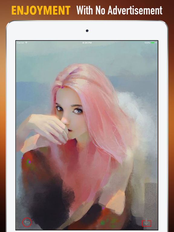 Portrait Wallpapers HD- Quotes and Art Pictures screenshot 7
