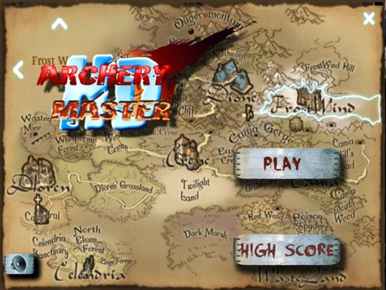 Archery Master HD - Archer World Cup Game screenshot 6