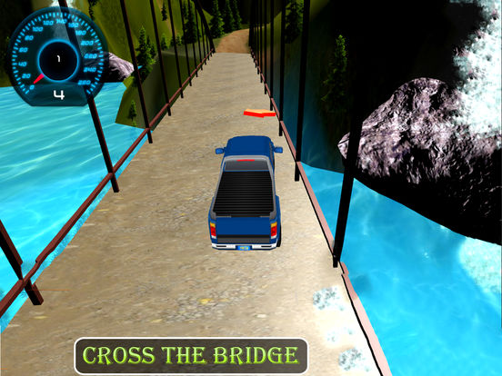 OffRoad Jeep Adventure : 3D Unlimited Mountains screenshot 4
