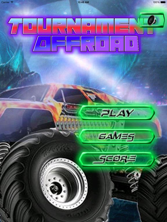 A Tournament Offroad PRO - Extreme Monster Truck screenshot 6