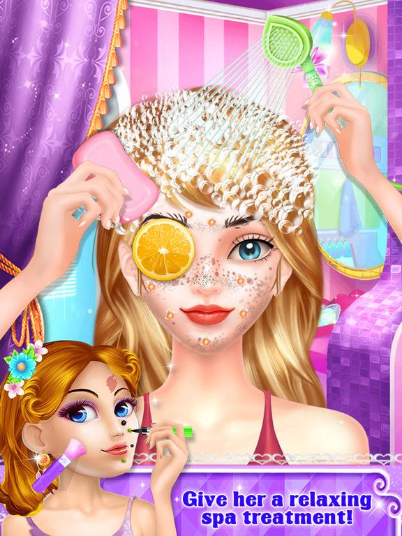 Princess High School Makeover screenshot 6