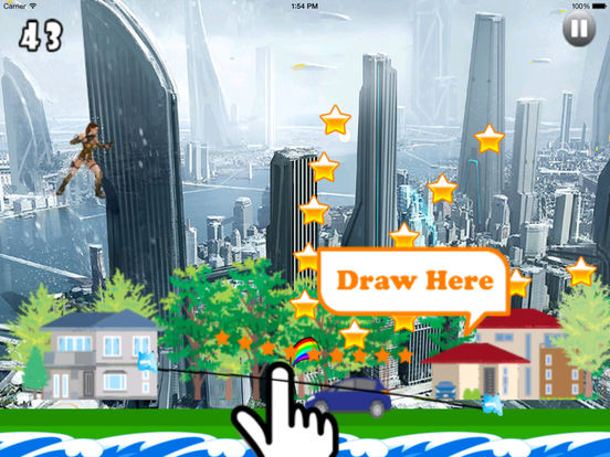 Cross Jump - Awesome Insanely addictive Game screenshot 7