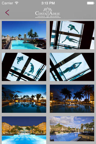 Gran hotel Costa Adeje - náhled