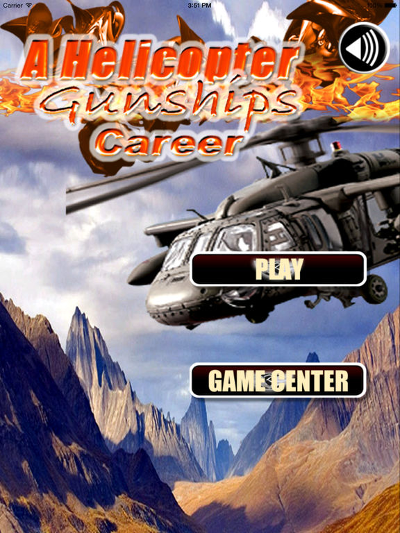 A Helicopter Gunships Career - Blast Fury screenshot 6