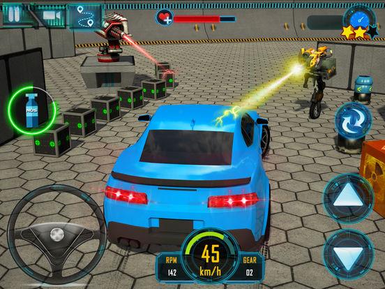 Car Vs. Robots Demolition 2016 screenshot 8