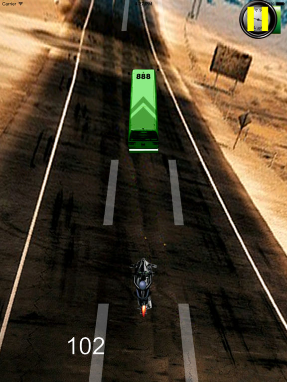 Dangerous And Fast Driving Of Motorcycle Pro -Game screenshot 9