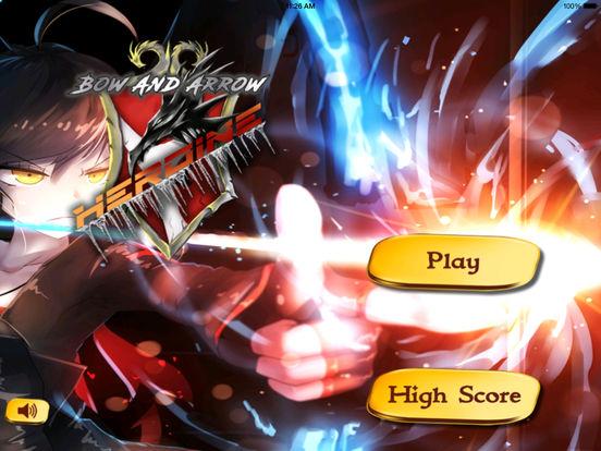 Bow And Arrow Heroine - Super Game screenshot 6