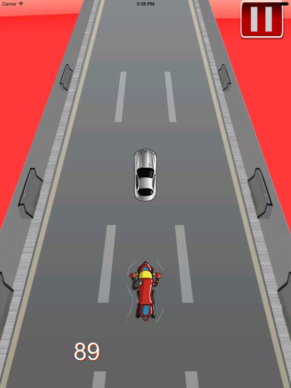 Big Fast Race Child PRO - Crazy Game Road Bike screenshot 9