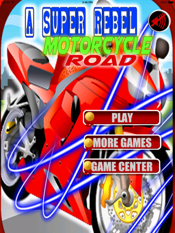 A Super Rebel Motorcycle Road PRO - Big Motorcycle Game screenshot 6