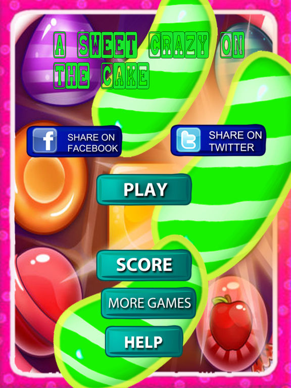 A Sweet Crazy On The Cake - Suit Sweet Flavors screenshot 6