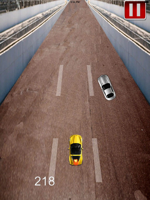 Fury Racing Cars In The City Pro - For Revenge And Victory screenshot 10