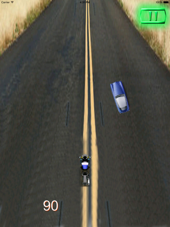 Motorcycle On The Hill Rom - Extreme Game screenshot 7