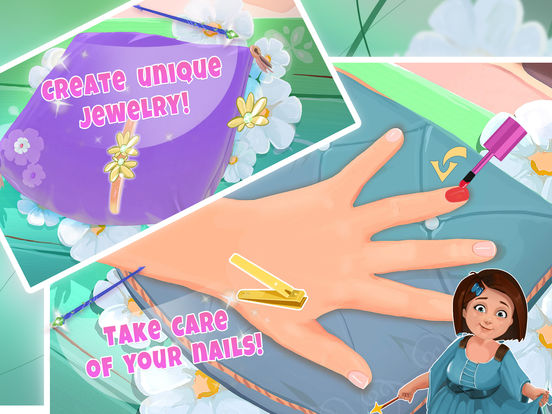 Fairy Tale Makeover - Princess Hair & Makeup Salon screenshot 7