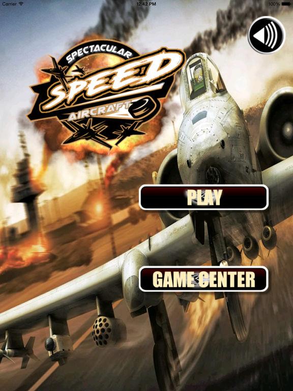 A Spectacular Speed Aircraft Pro - Amazing F18 Aircraft Simulator Game screenshot 6