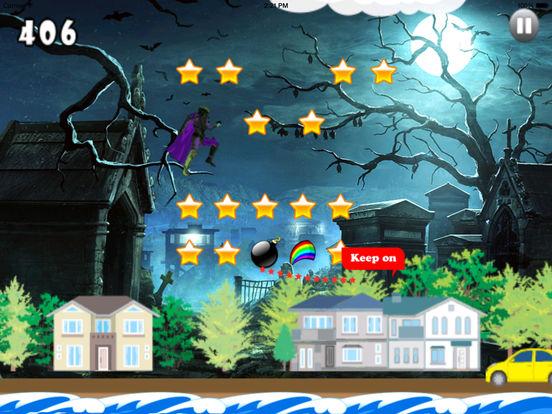 A Super Mysterious Girl Jumps PRO - Cool Game Jumps screenshot 8