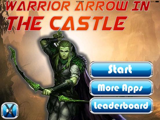 Warrior Arrow In The Castle - Game Of Archer screenshot 6