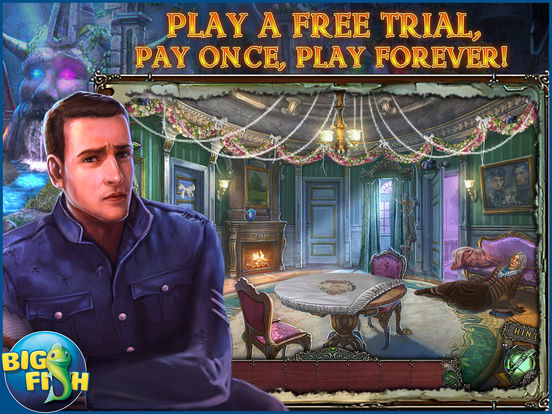 Whispered Secrets: Into the Beyond - A Hidden Object Adventure screenshot 6