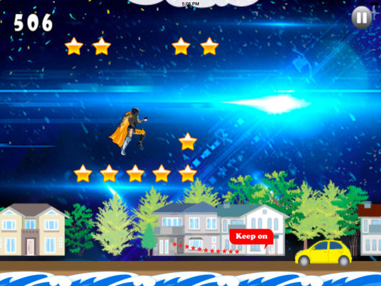 A Extreme Jumps In Space PRO - Super Cool Jumping Game screenshot 8