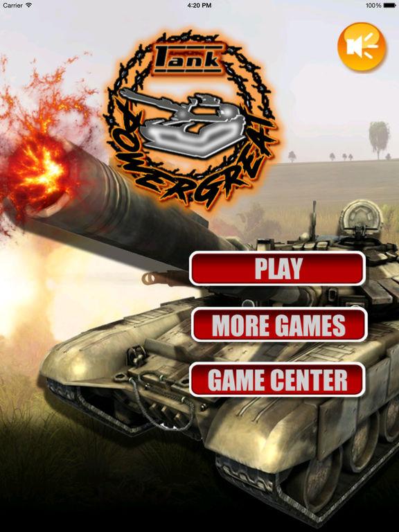 A Tank Of Great Power - War Tanks Simulator screenshot 6