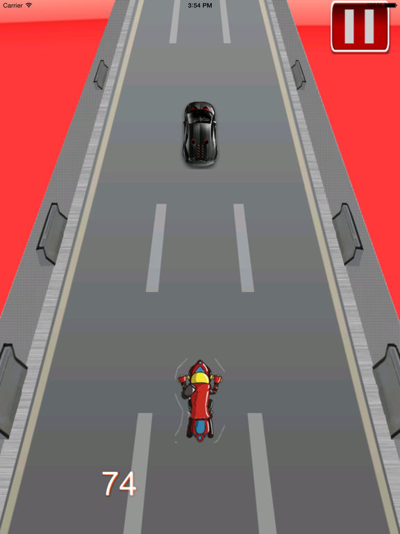Amazing Bike With Large Wheels - Extreme Game screenshot 7