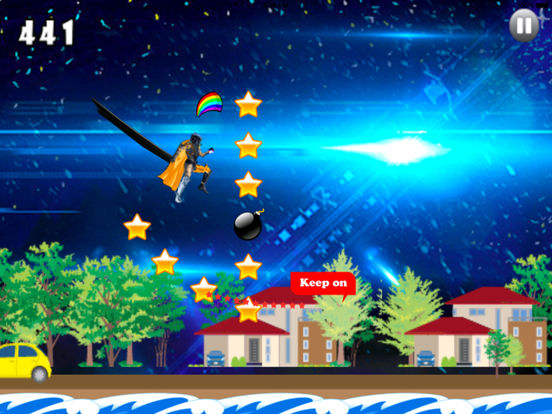 A Extreme Jumps In Space PRO - Super Cool Jumping Game screenshot 10