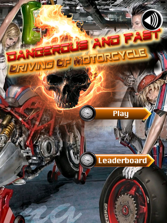 Dangerous And Fast Driving Of Motorcycle - Awesome Racing Highway Game screenshot 6