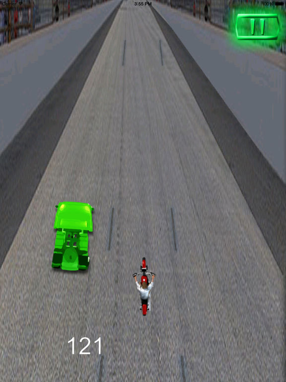 A Motorcycle Without Law Pro - Fury On The Track screenshot 10