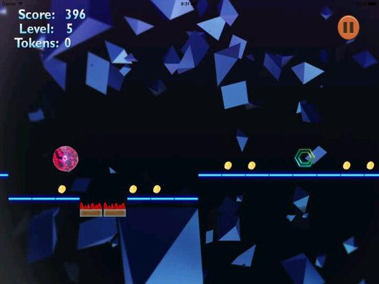 A Stellar Jump Geometry - Best Neon Bouncing Game screenshot 8