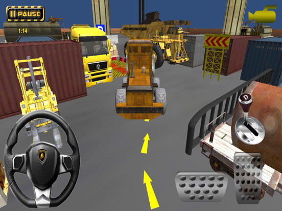 Factory Car Parking Simulator screenshot 9