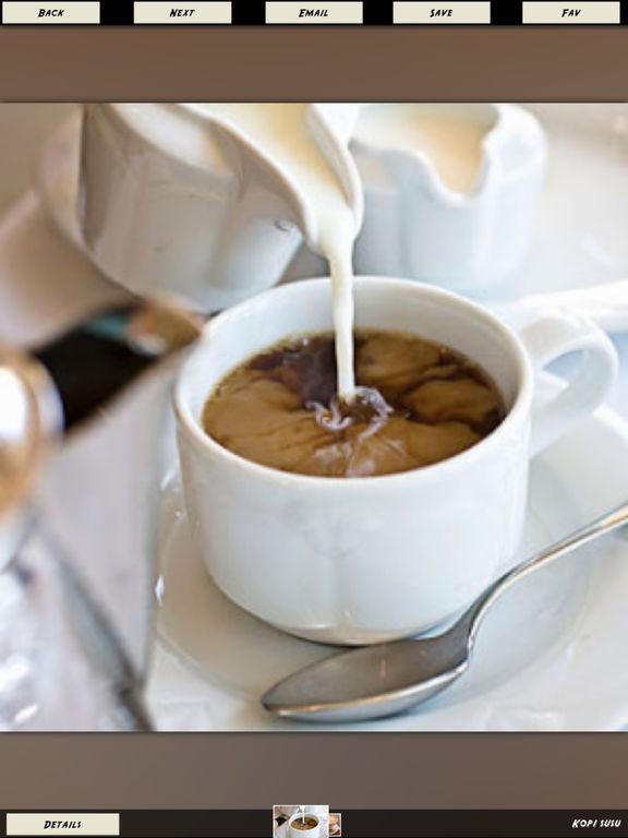 Coffee Drinks Recipes screenshot 7