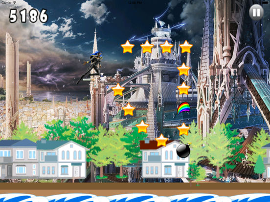 A Light Jumps Muntant - Superhero Adventure Game screenshot 7
