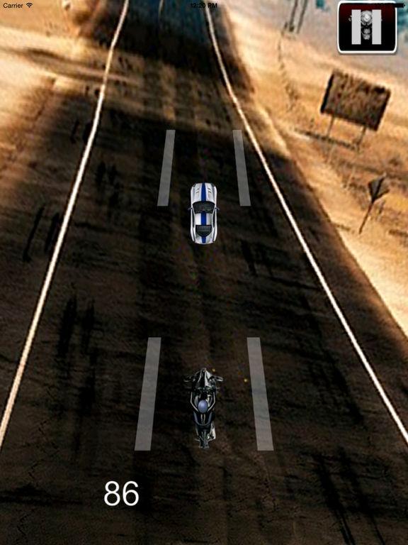 Savage Fury On Two Wheels - Amazing Extreme Speed screenshot 7