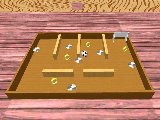 Teeter Labyrinth Pro : Best Tilt Maze Board Ball Saving Game screenshot 6