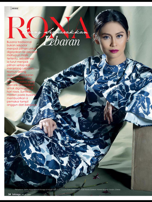 Seri Dewi Keluarga Magazine screenshot 7