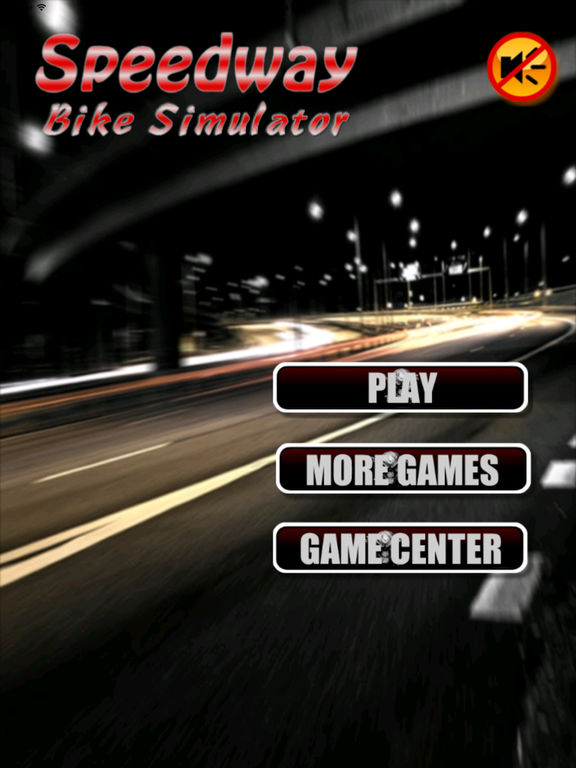 Speedway Bike Simulator - Real Classic Race screenshot 6