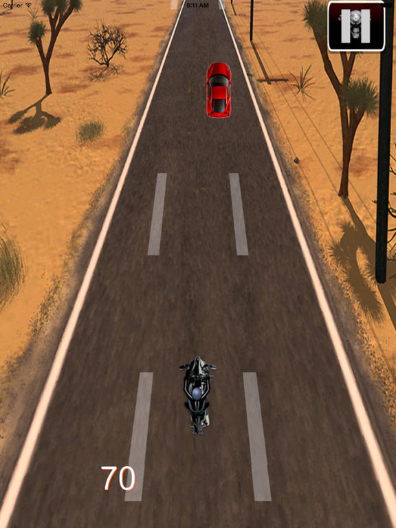 Speedway Bike Simulator - Real Classic Race screenshot 7