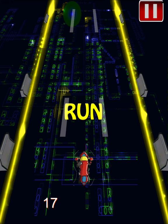 A Moto Hero Of The Night - Extreme Motorcycle Game screenshot 9