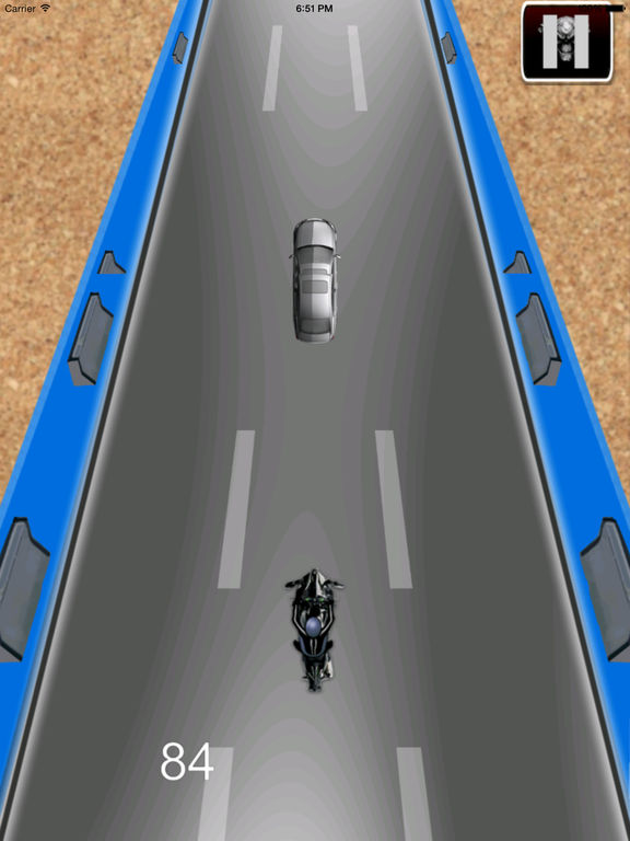 Advance Bike Race - Motorcycle Chase screenshot 8