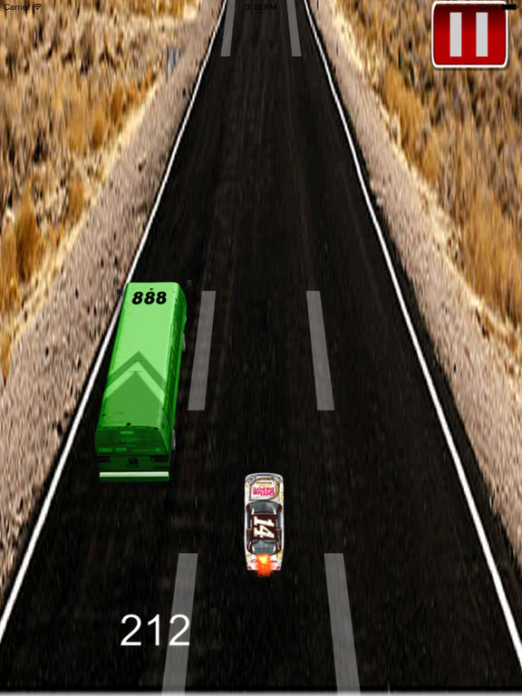 Cars In A blazing Asphalt - An Addictive Game Of Speed screenshot 10