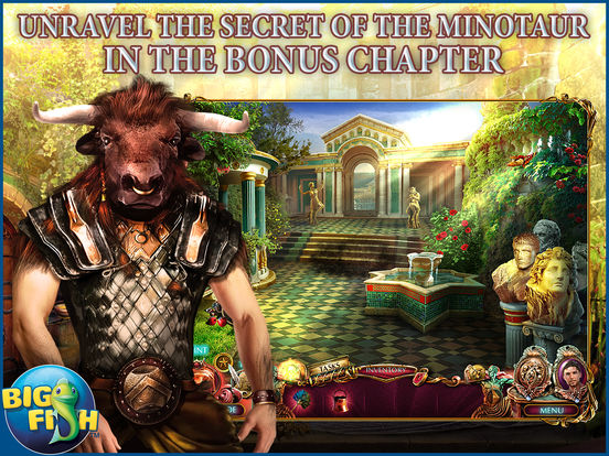 Dark Romance: Kingdom of Death HD - A Hidden Object Adventure screenshot 4