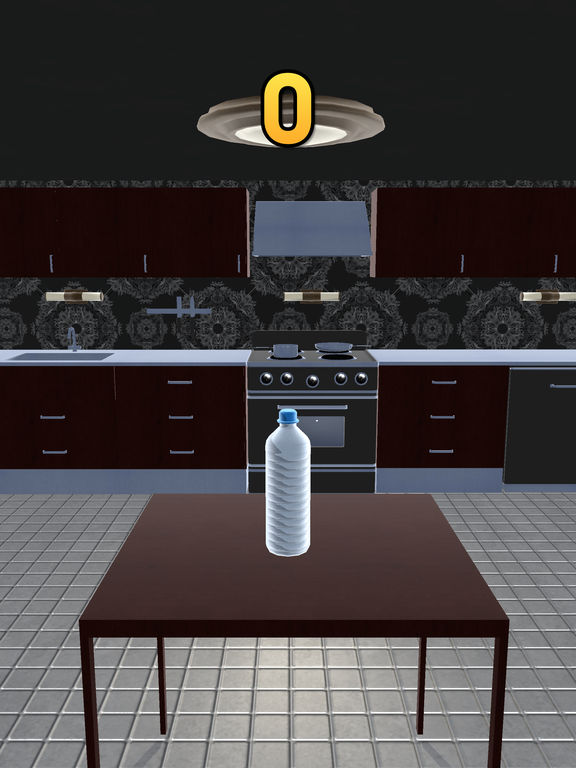 Bottle 3D Flip - Extreme Water Challenge screenshot #1