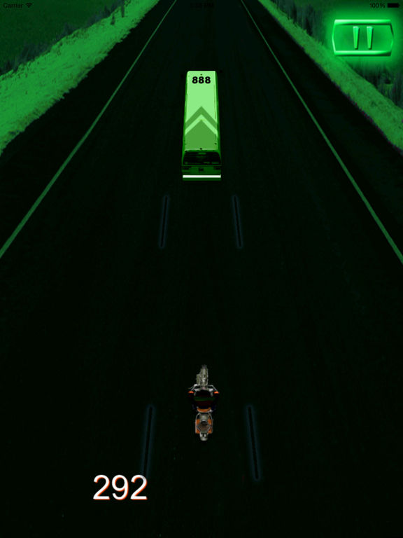 Real Power Traffic Motorbike screenshot 7