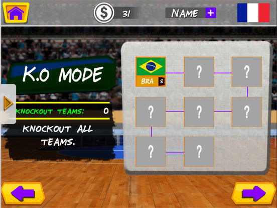 Basketball LIVE slam dunks: Extreme basketball hoops to practice for NBA titles by BULKY SPORTS screenshot 9