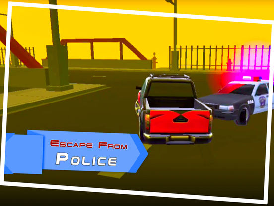 Smashy Road: Chasing Cars screenshot 6