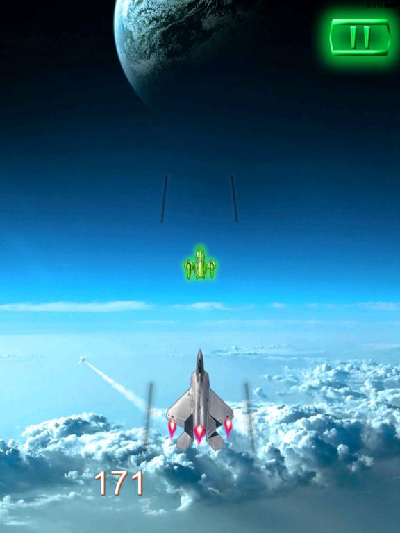 A Spaceships Chase - A Extreme Stellar Race screenshot 9