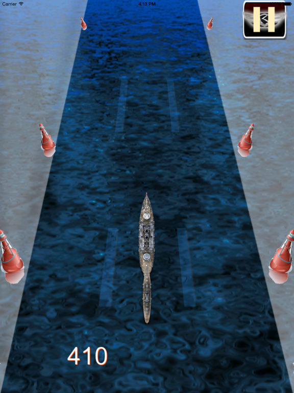 Cruise Sea Boat : Simulator Sail PRO screenshot 7